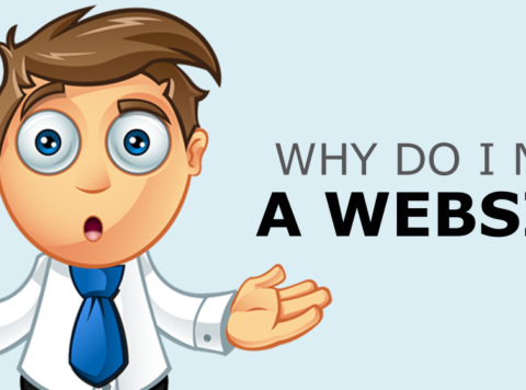 Why is a website necessary for business