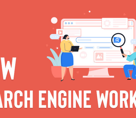 How search engines work for websites